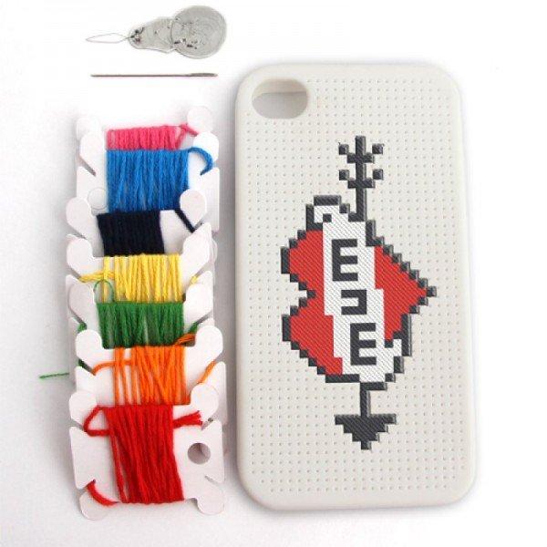 Kreuzstich Case für iPhone 4/4S