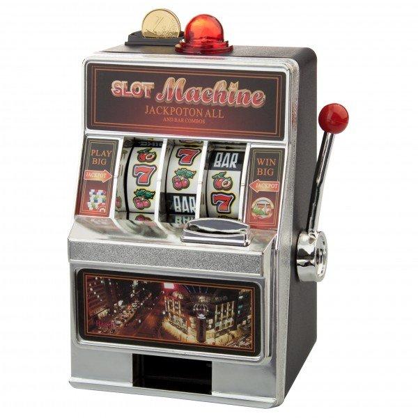 Spardose - Spielautomat