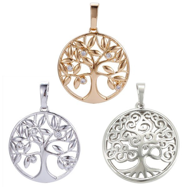 Halskette - Baum des Lebens