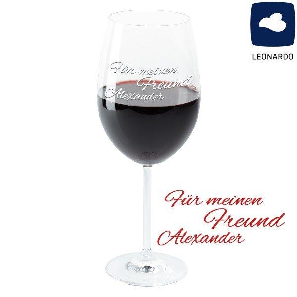 Weinglas - Für meinen Freund