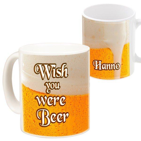 Becher – Wish you were beer