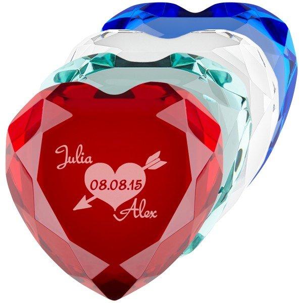 Herz-Diamant Pfeilherz