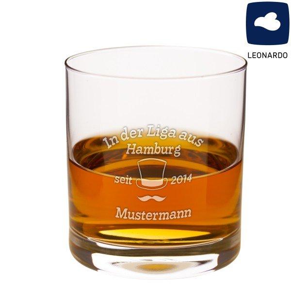 Whiskyglas - Die Liga